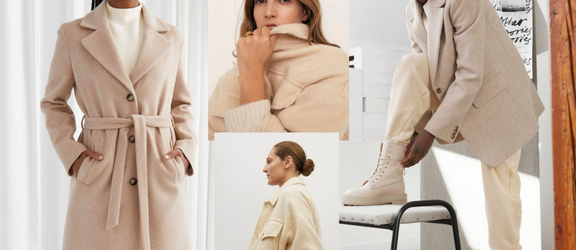 5 Beige Outift Ideas