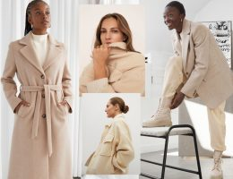 beige outfit ideas