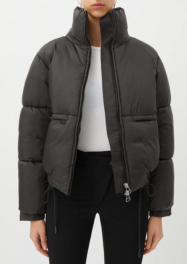 puffer jacket weekday