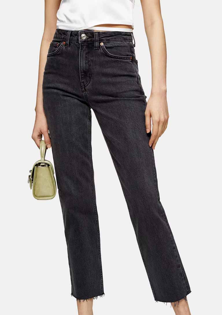 topshop washed editor jeans