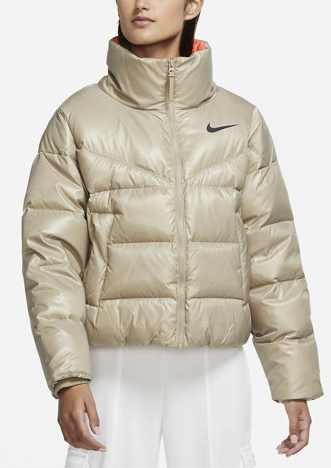 nike womens puffer jacket