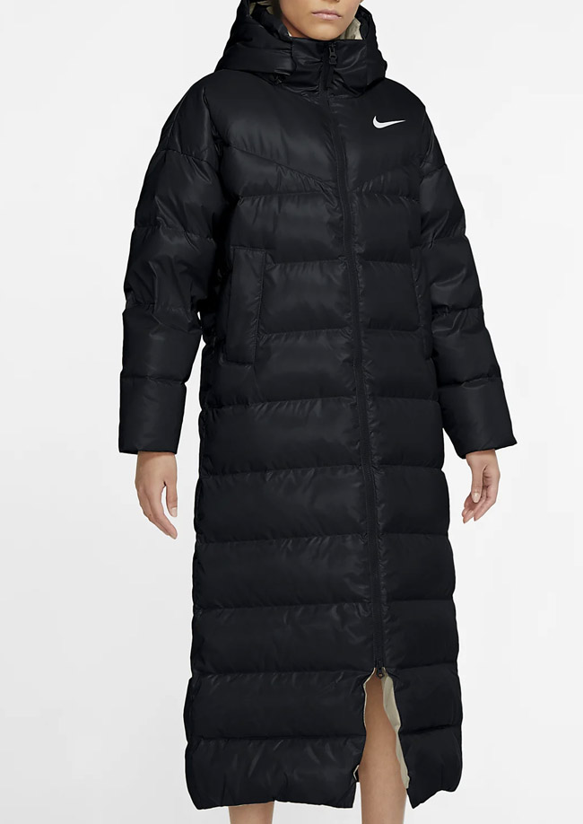 nike womens puffer coat
