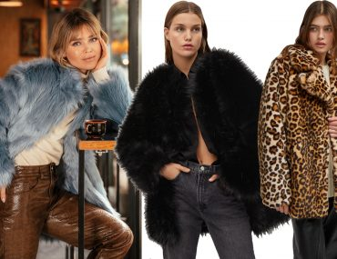 faux fur jackets for winter 2020/2021