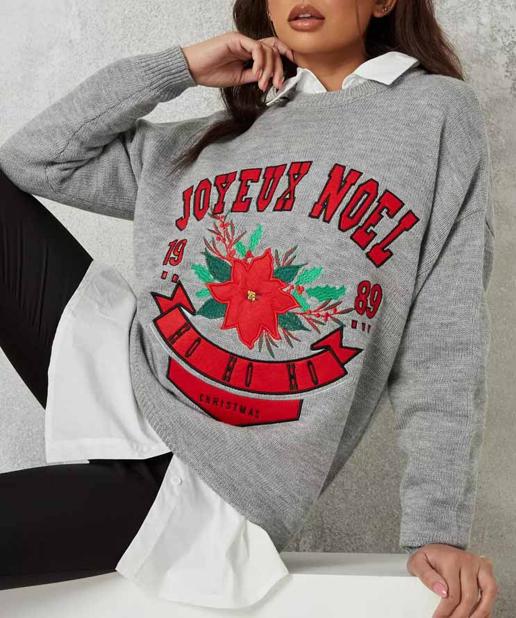 christmas jumper missguided 2020