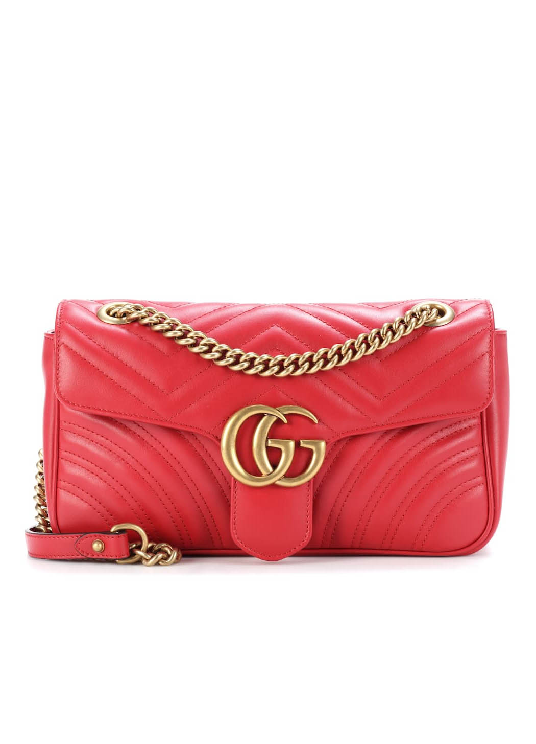 red gucci bag review