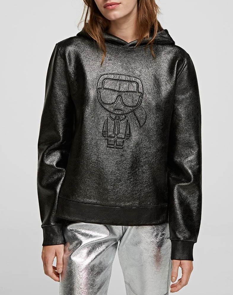 karl lagerfeld hoodie