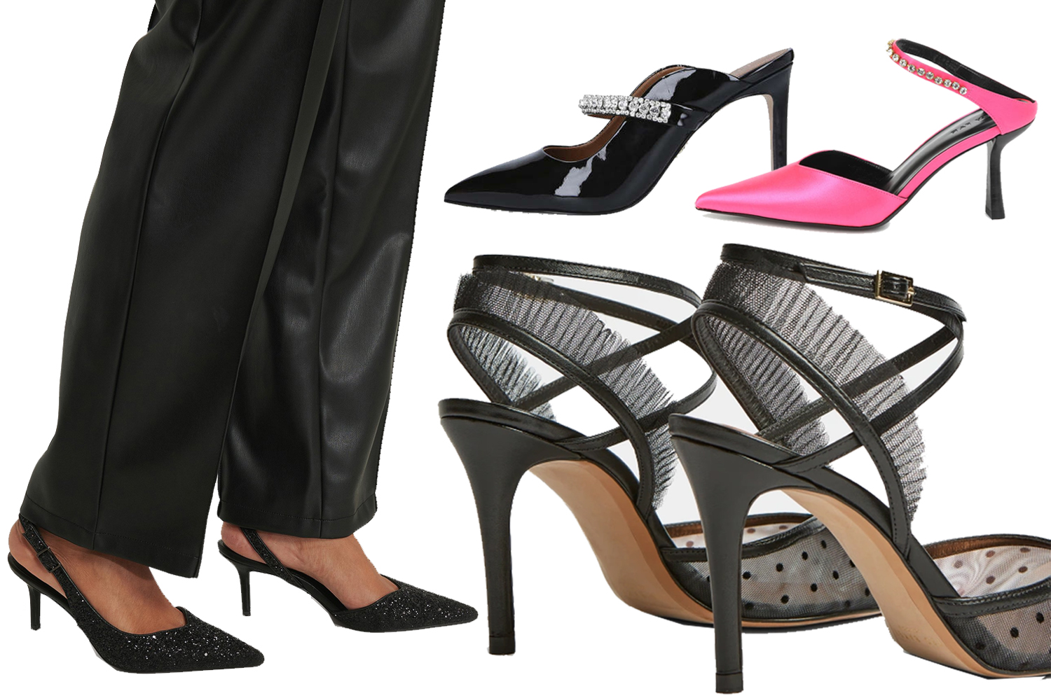 Best Heels to Bookmark for Party Season