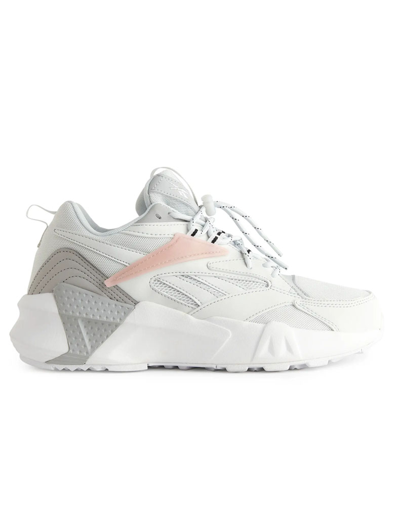 white chunky trainers for women 2021
