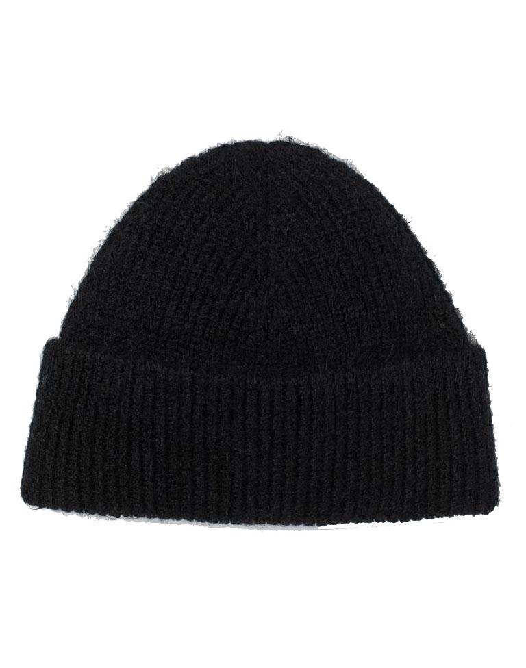 black beanie hat woman h&m