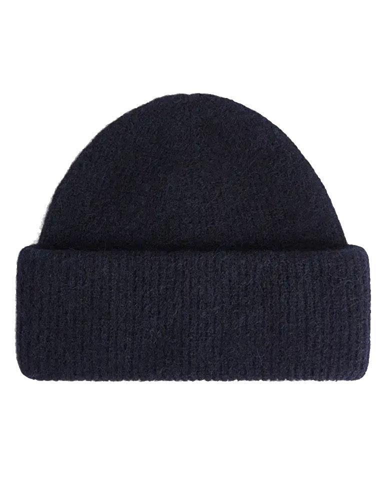 navy beanie hat