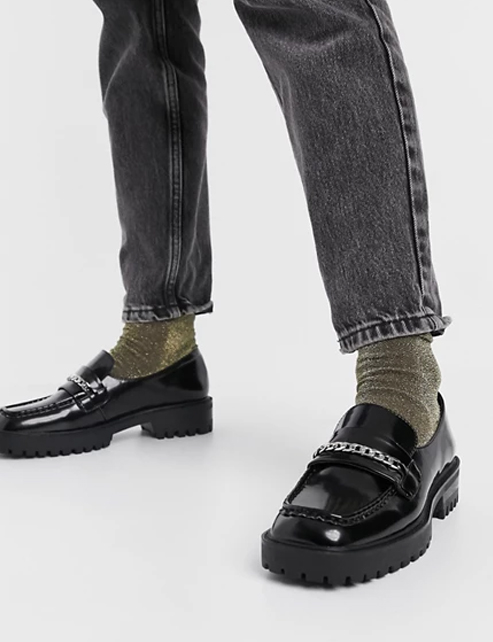 prada loafers dupe