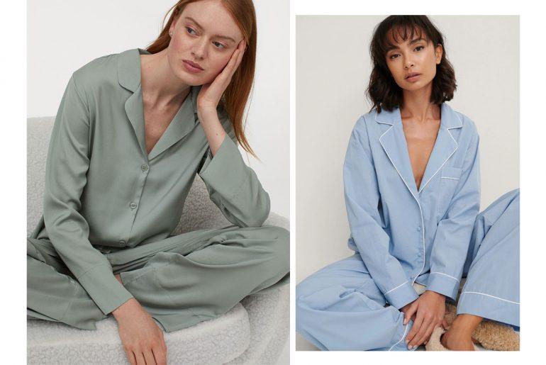 pyjama sets for women 2021