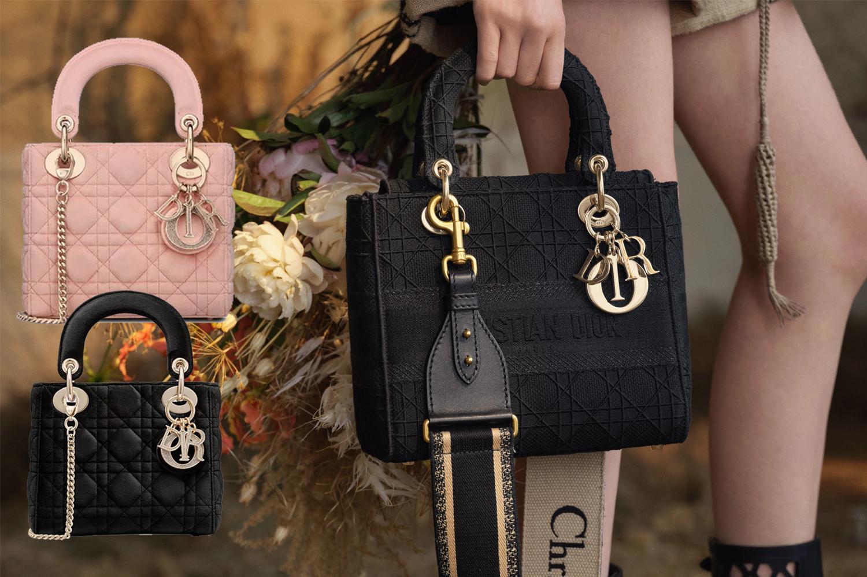 Lady Dior Bag vs High Street Dupes