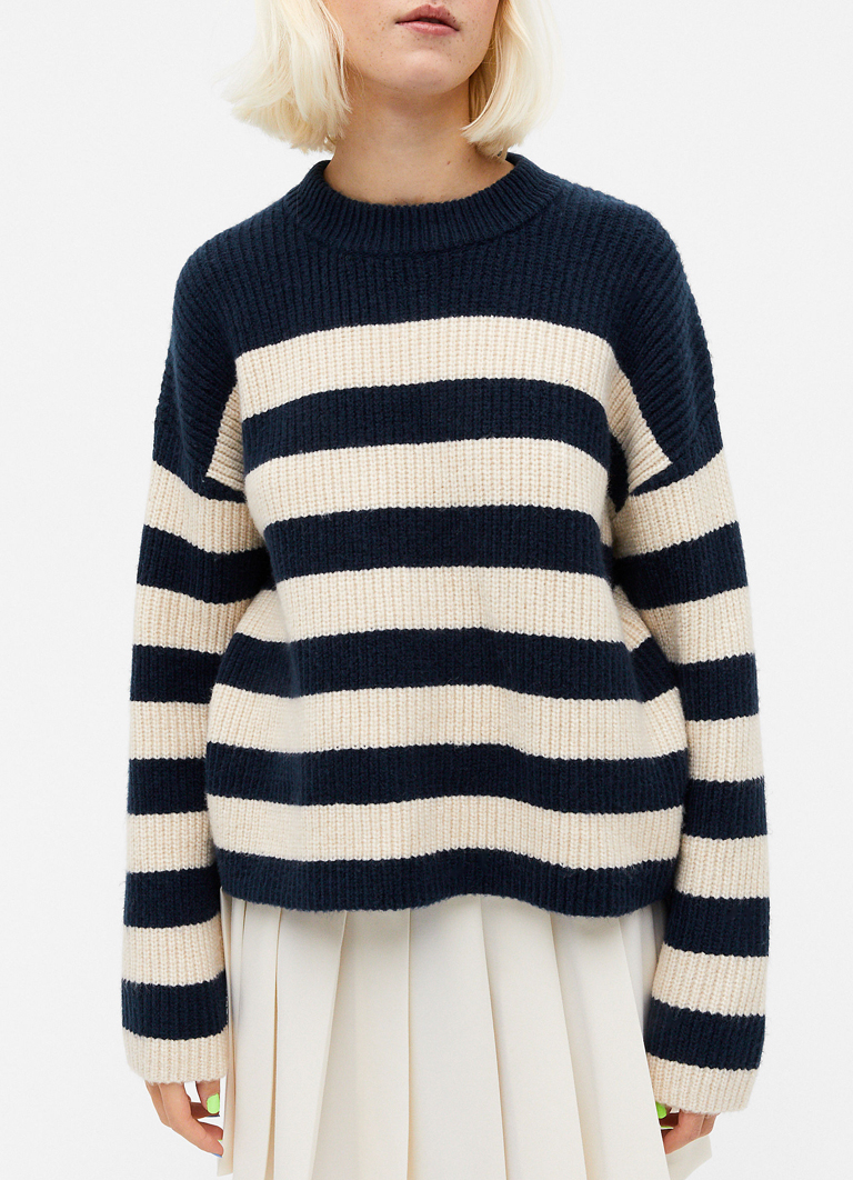 striped jumper monki