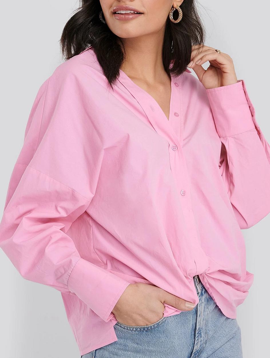 pink popli shirt
