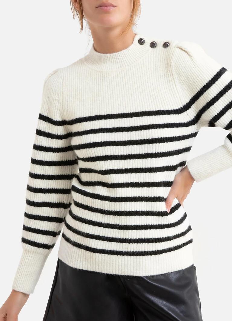 la redoute striped jumper