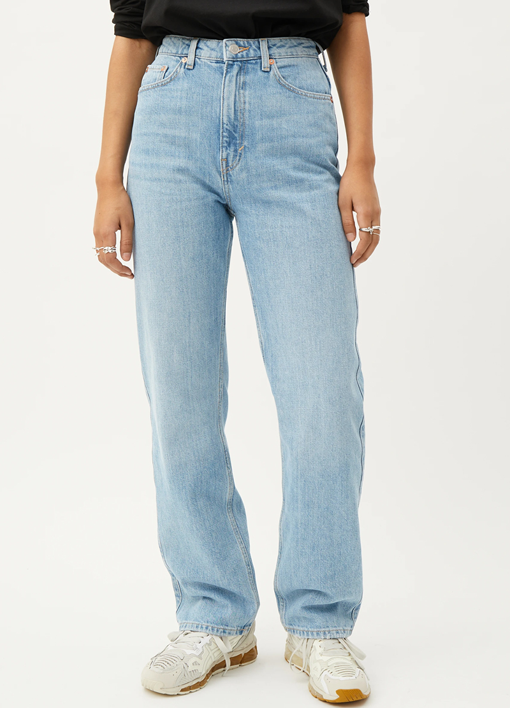 wide leg jeans weekday