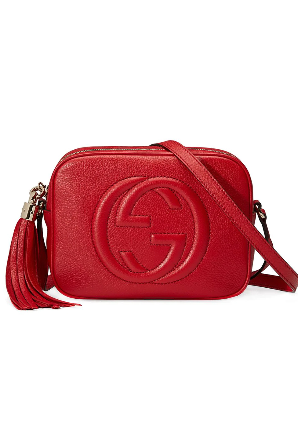Gucci Soho disco small leather shoulder bag
