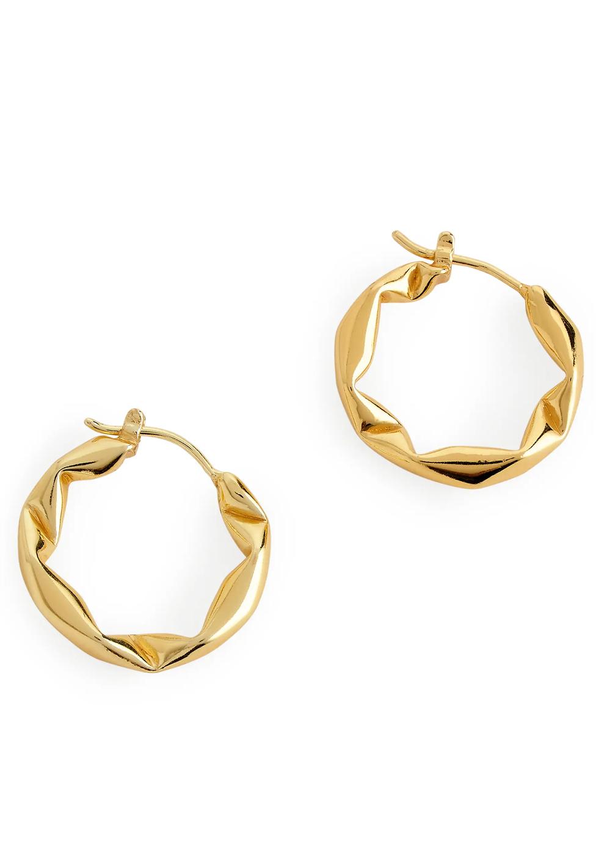 arket earrings