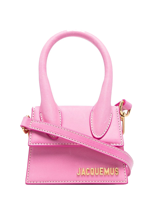 jacquemus mini pink bag