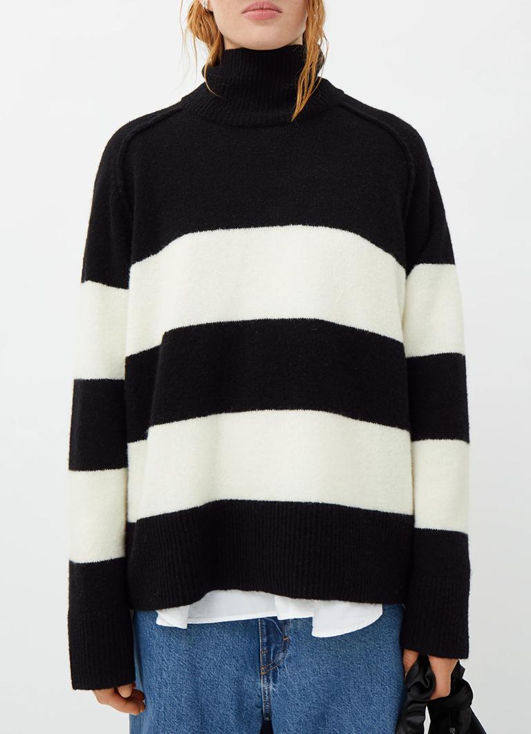 striped jumper weekday