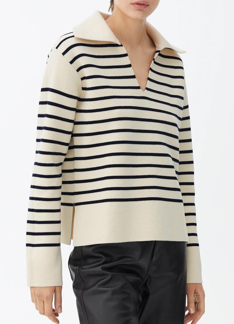 striped jumper arket