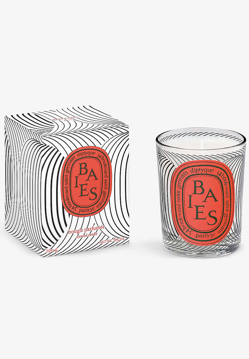 diptyque valentines candle