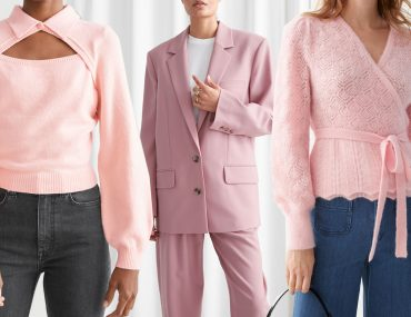 pink clothing pieces to wear in 2021