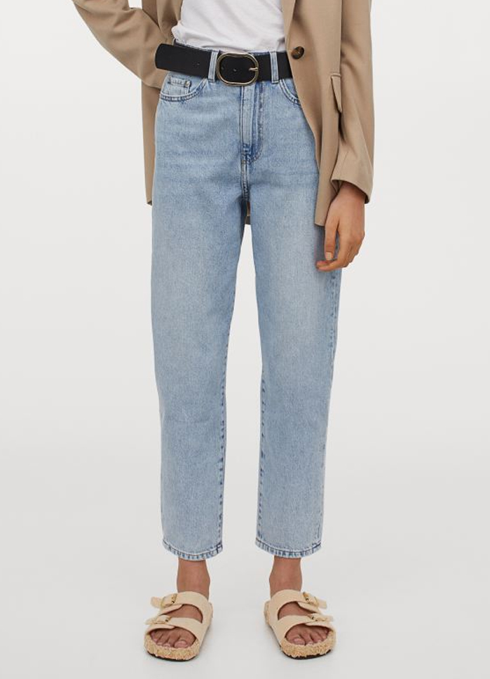 h& mom jeans 2021