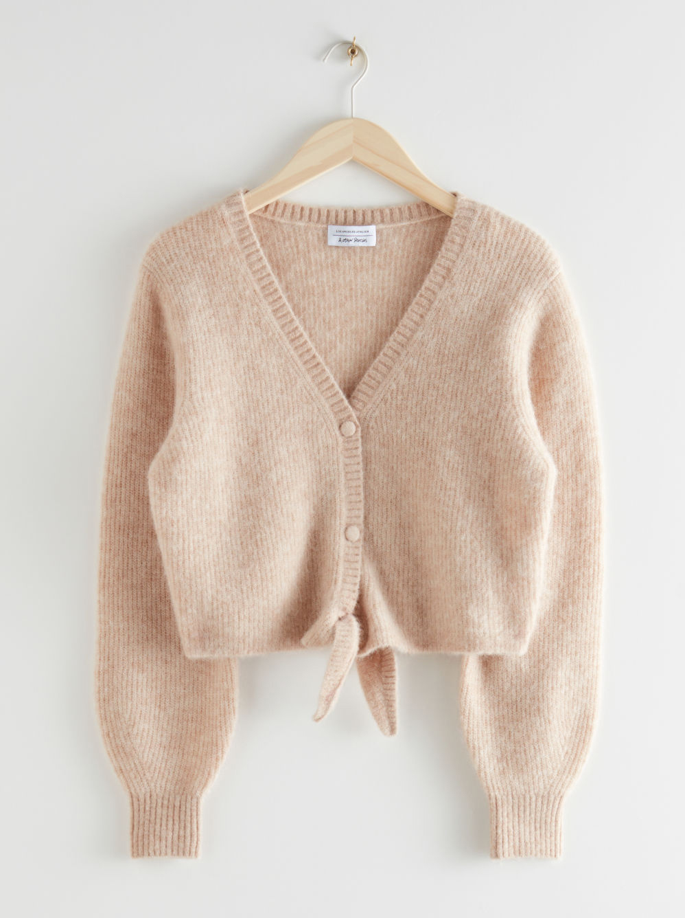knot cardigan otherstories