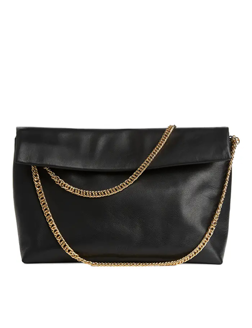 arket leather bag sale