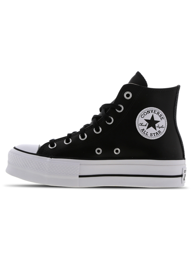 Converse Chuck Taylor All Star Platform High Leather - Women Shoes