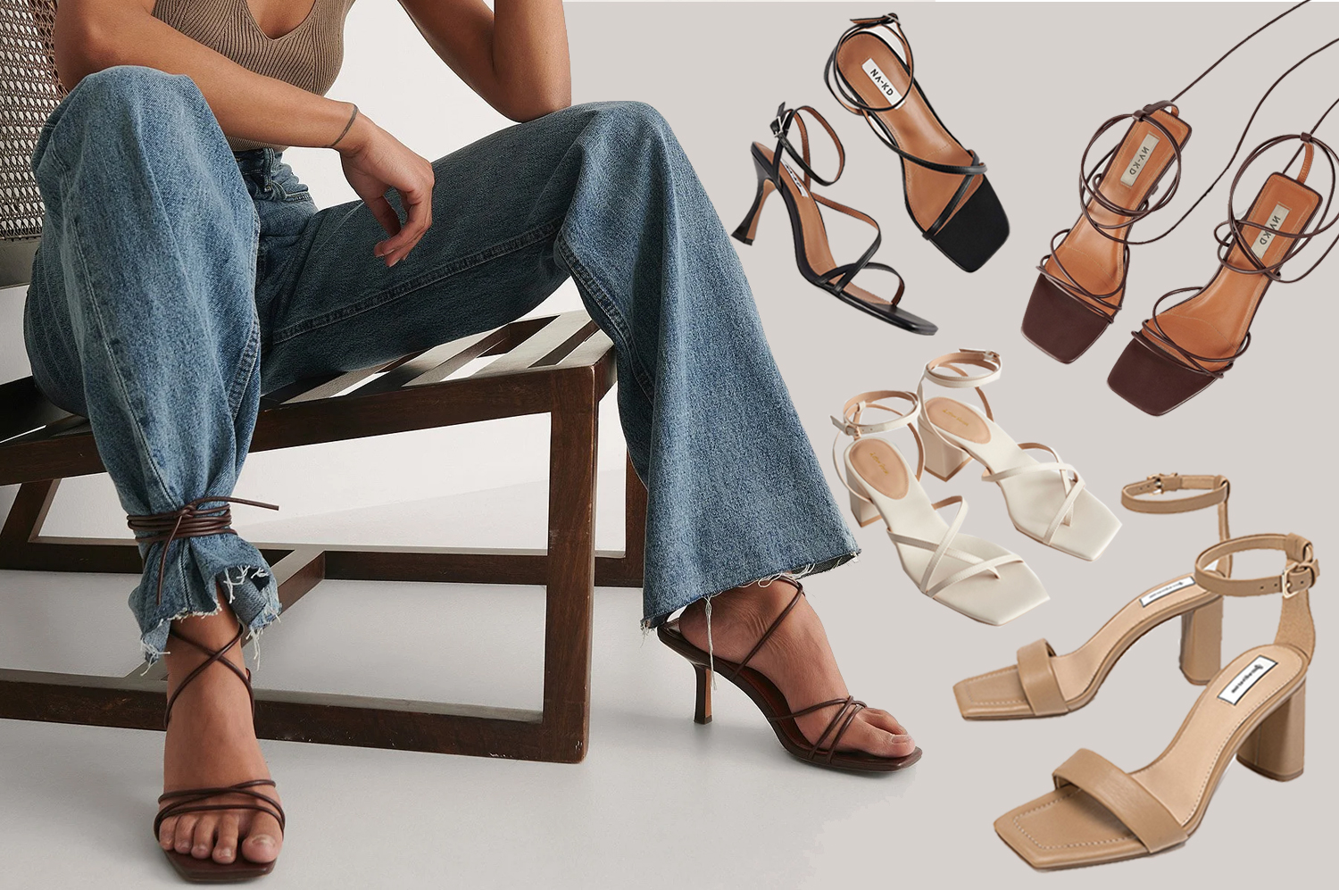 Stylish Heeled Sandals to Buy For Summer