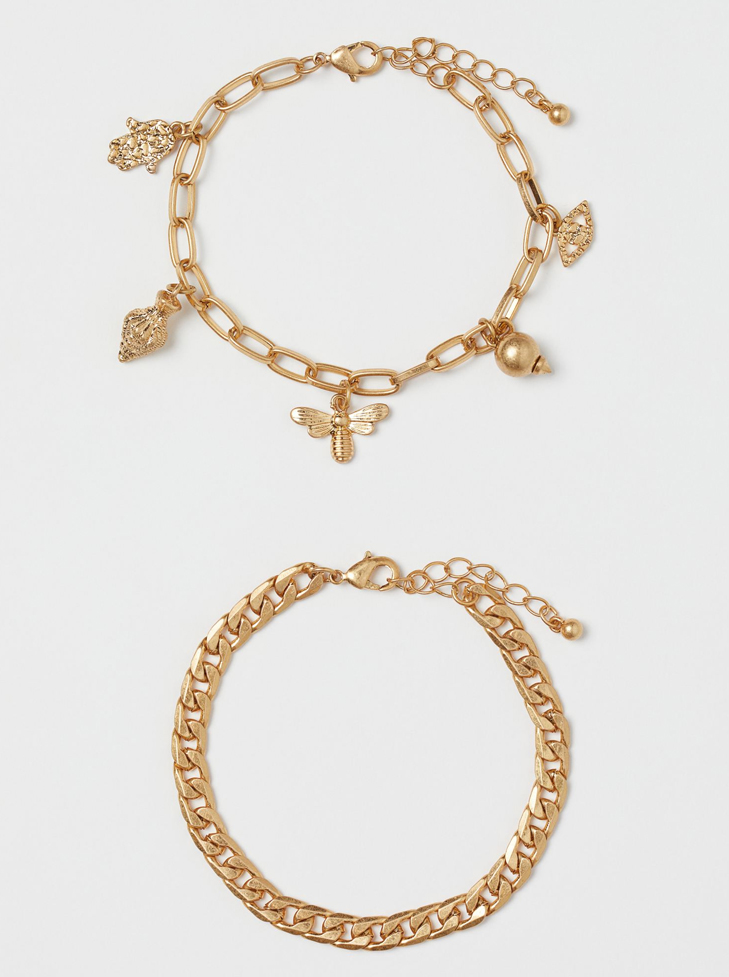 h&M 2-pack bracelet