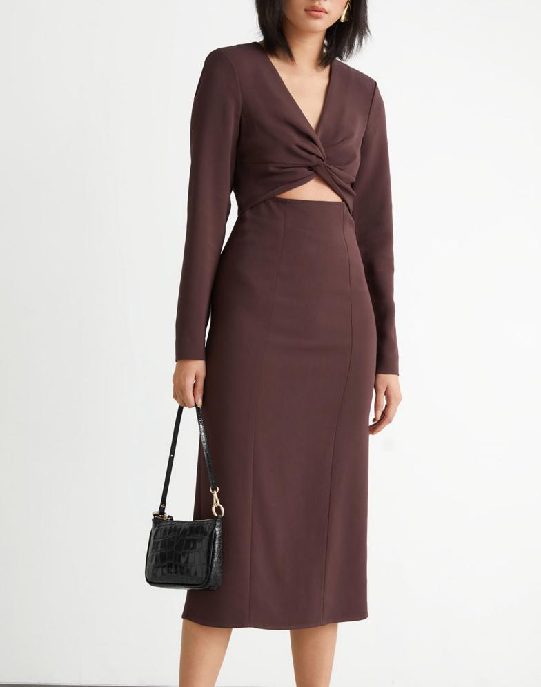 midi spring dresses 2021