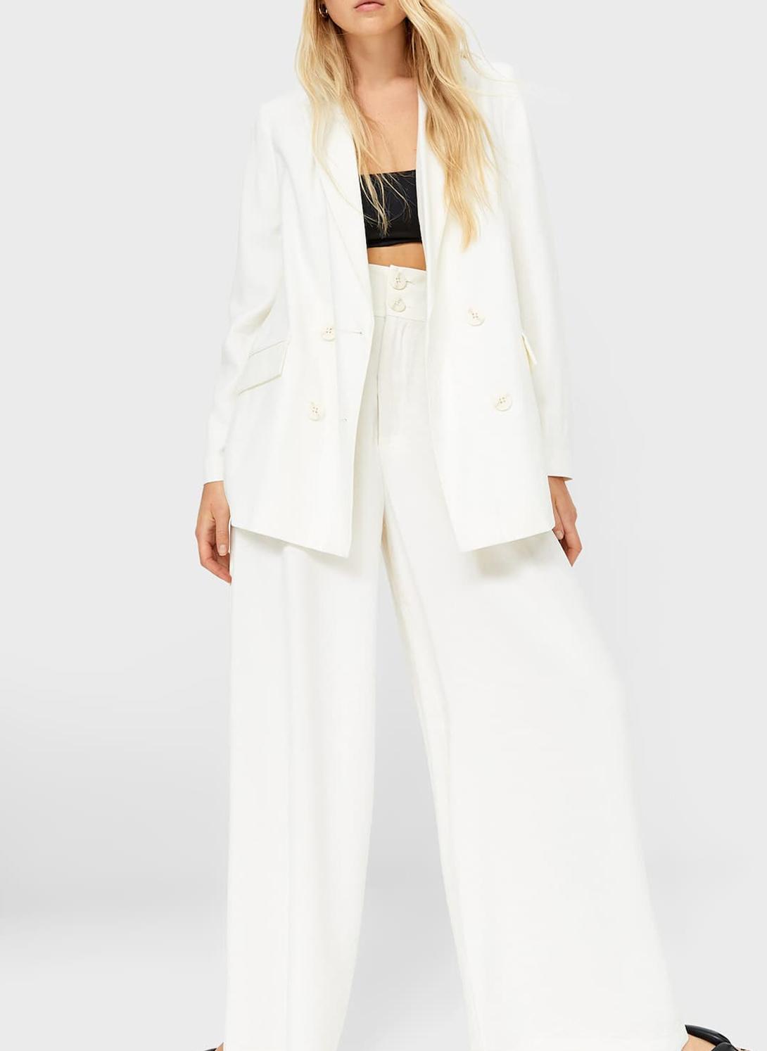 white woman suit 2021
