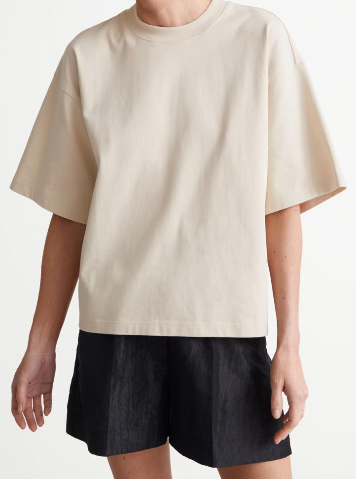 oversized boxer t-shirt