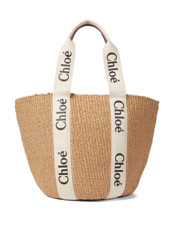 chloe straw bag 2021