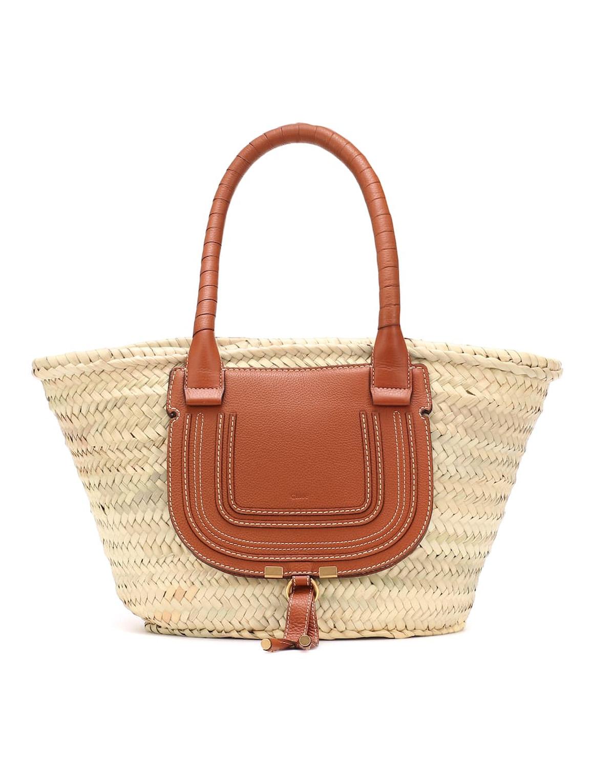straw bag chloe 2021