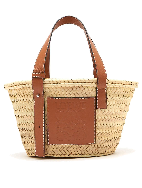loewe basket bag summer 2021