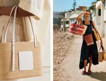 straw bags for summer 2021