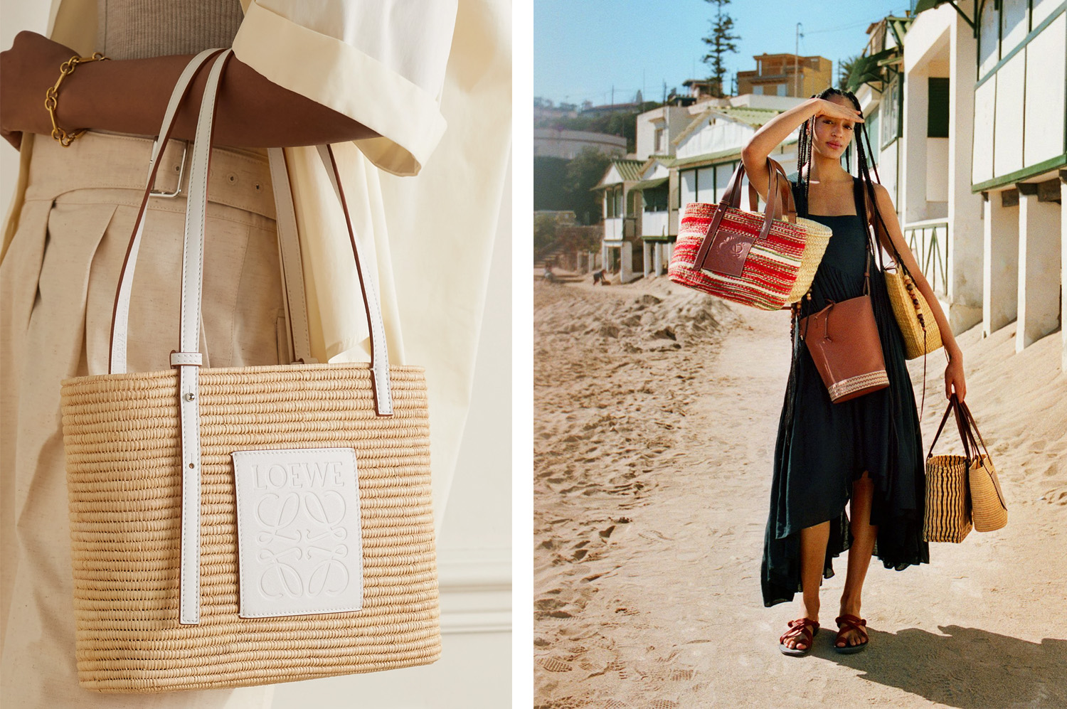 Best Straw Bags to Wear This Summer