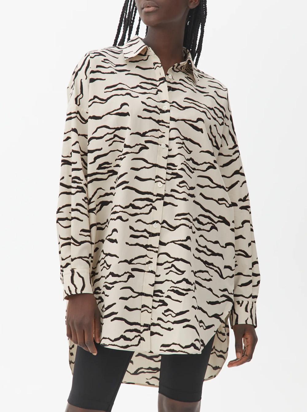 zebra print shirt 2021
