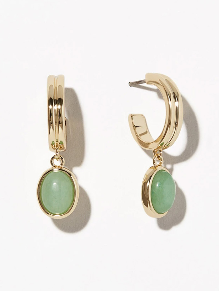 ana luisa gold earrings