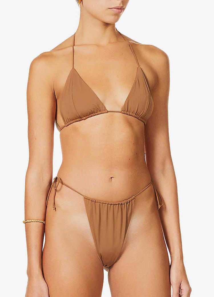 myra swim brown