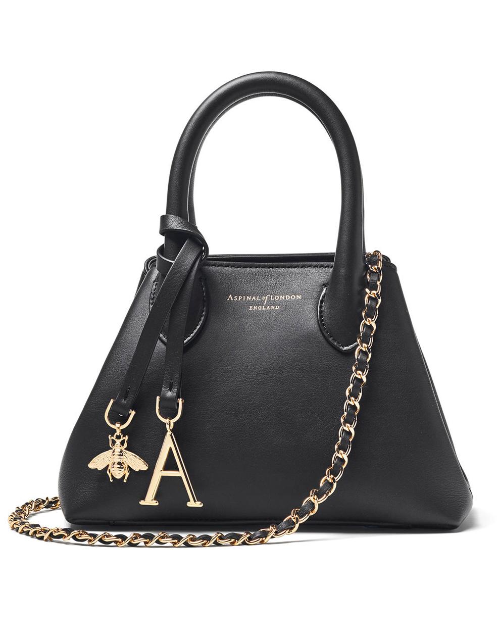 aspinal of london mini paris bag