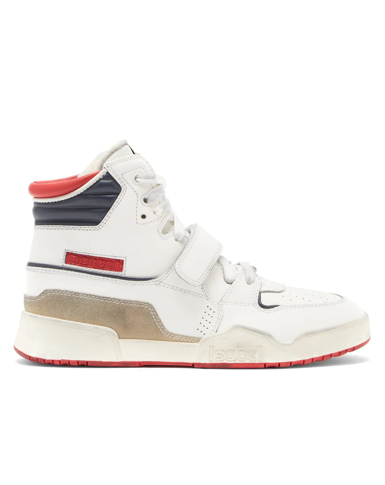 isabel marant high top trainers