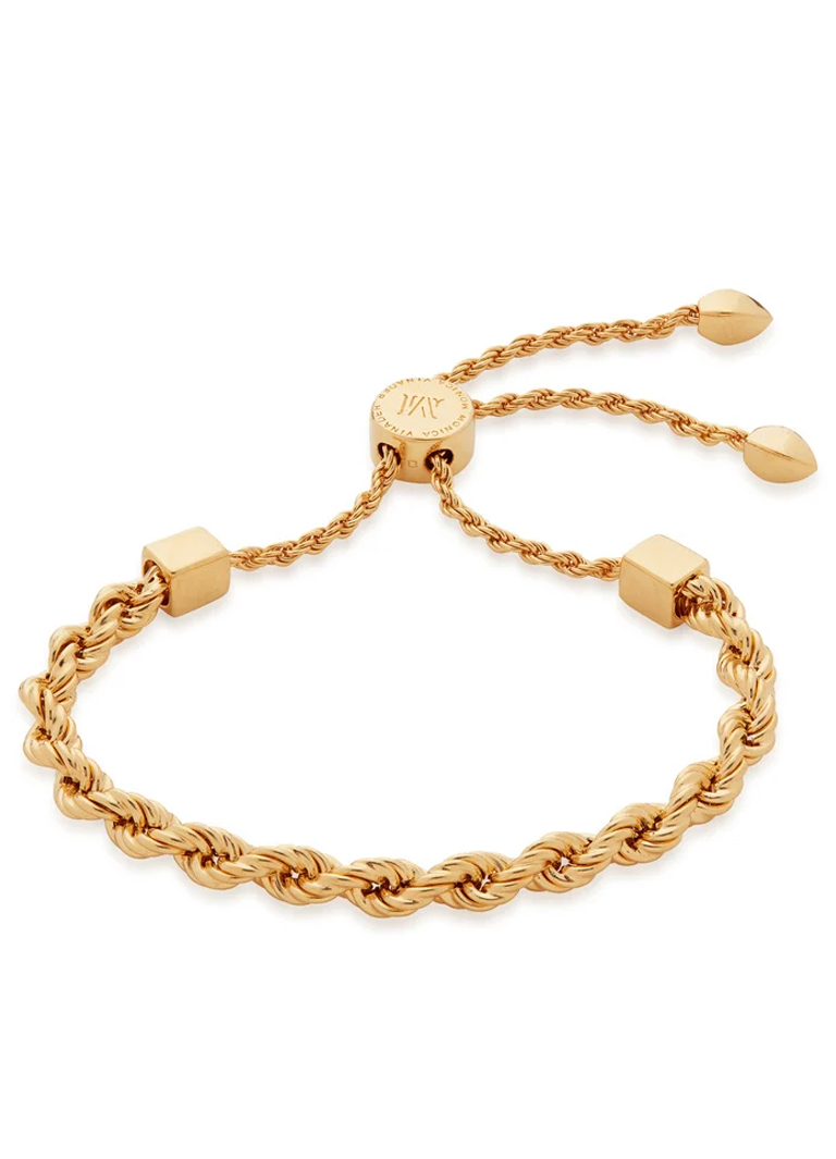 monica vinedar friendship gold bracelet
