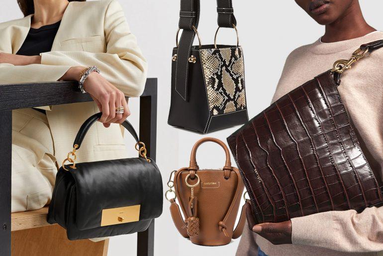 Top mid-range designer handbags under £500 2021