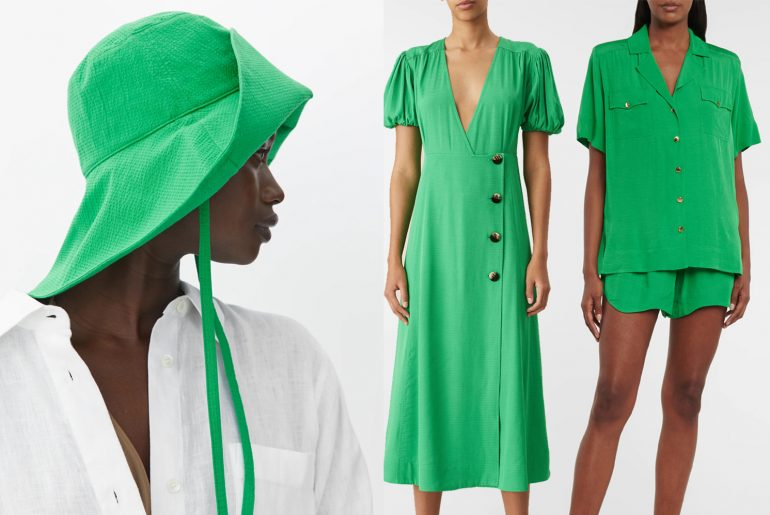 top green clothing pieces to shop 2021